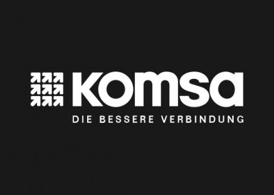 "KOMSA Kommunikation Sachsen AG • <a href=""http://www.komsa.de"" target=""_blank"">Website</a>"